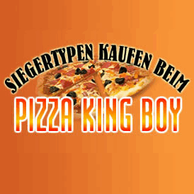Pizza King Boy -  Dresden