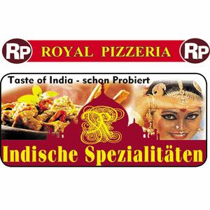 Logo New Royal Pizzeria Herford