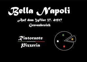Pizzeria Bella Napoli 1 -  Grevenbroich