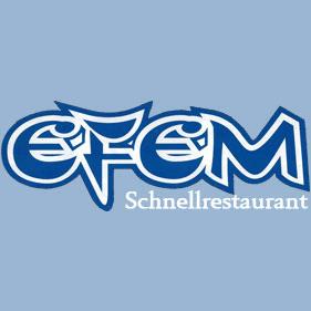 Logo Efem Schnellrestaurant Osnabrück