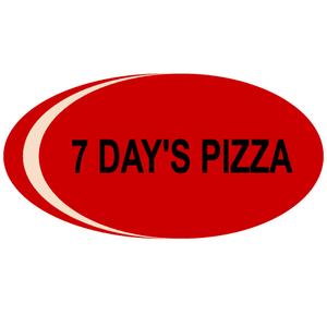 Logo 7 Days Pizza Dreieich