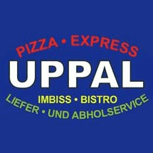 Logo Uppal Pizza Express Metzingen
