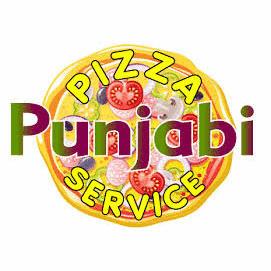 Logo Punjabi Pizza Service Rohrbach
