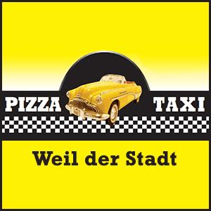 Pizza Taxi -  Weil der Stadt