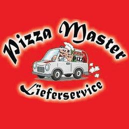 Logo Pizza Master Aue