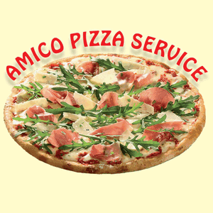 Logo Amico Pizza-Service Münsingen