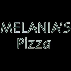 Logo Melanias Pizza Reutlingen