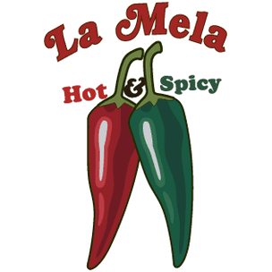 Logo La Mela Pizza Hot & Spicy Backnang