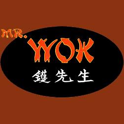 Logo Mr. Wok Düsseldorf