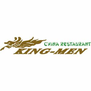 Logo Restaurant King Men Berlin