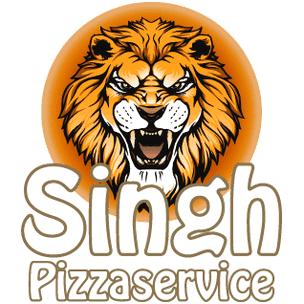 Logo Lecker Schmecker - Singh Pizzaservice Leipzig
