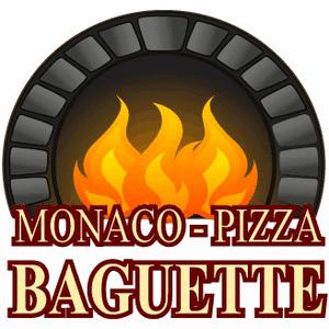Logo Monaco Pizza München Schwabing