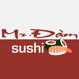 Logo Mr. Dam Asiafood Lübeck
