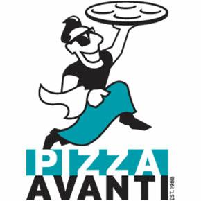 Logo Pizza Avanti München Moosach