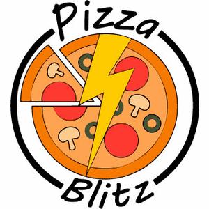 Logo Pizza Blitz Häusern