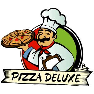 Logo Pizza Deluxe Plankstadt