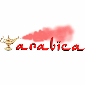 Logo Pizzeria Arabica Bad Bentheim