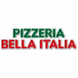 Logo Pizzeria Bella Italia Selm