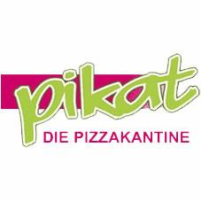 Logo Pikat - Die Pizzakantine Kiel