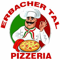 Logo Pizzeria Erbacher Tal Heppenheim