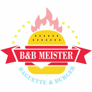 Logo B&B Meister Baguette & Burger Bielefeld