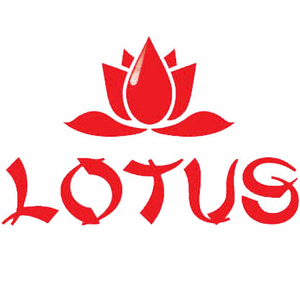 Logo China-Restaurant Lotus Trier Heiligkreuz