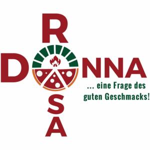 Logo Donna Rosa Pizzeria Bergheim