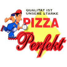 Logo Pizza Perfekt Holzgerlingen