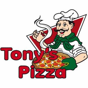 Logo Tonys Pizza München