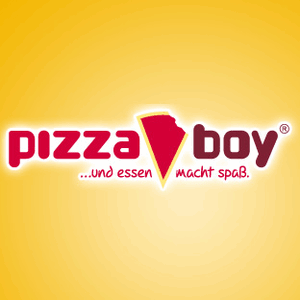 Logo Pizza Boy Köln