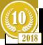 Top-Lieferservice Berlin 2018/19 - Platz 10