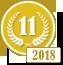 Top-Lieferservice Berlin 2018/19 - Platz 11