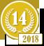 Top-Lieferservice Berlin 2018/19 - Platz 14