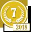 Top-Lieferservice Berlin 2018/19 - Platz 7