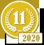 Top-Lieferservice Duisburg 2020/21 - Platz 11